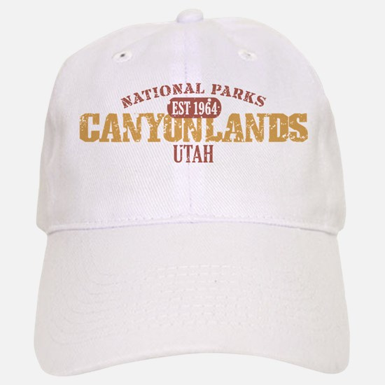 Canyonlands National Park UT Baseball Baseball Cap