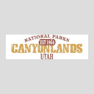 Canyonlands National Park UT 42x14 Wall Peel