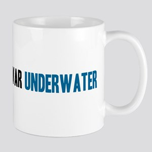 I Spent the Cold War Underwat Mug