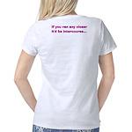 racyracewearlogo Women's Classic T-Shirt
