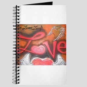 Live, Learn, Laugh, Love Journal