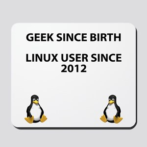 Geek since birth. Linux...2012 Mousepad