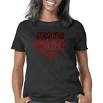 Jesus: Not a Sports Fan  Women's Classic T-Shirt