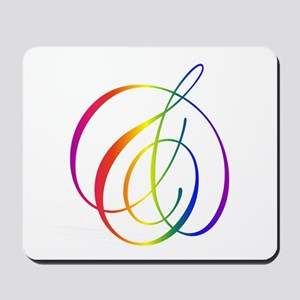 Rainbows are for Everybody Mousepad