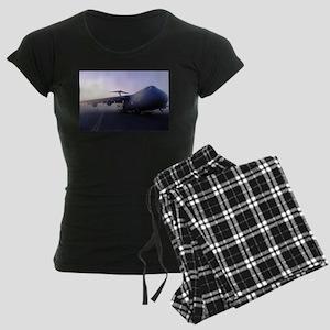 C-5 GALAXY Women's Dark Pajamas