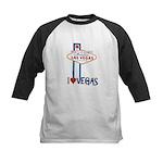 Las Vegas Kids Baseball Jersey