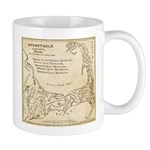 Old Cape Cod Map Mug