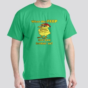 Tough Easter Chick Dark T-Shirt