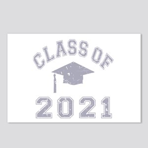 Class Of 2021 Graduation Postcards (Package of 8)