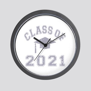 Class Of 2021 Graduation Wall Clock