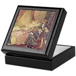 Dulac's Sleeping Beauty Keepsake Box