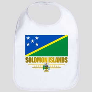 """Solomon Islands Flag"" Bib"