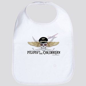 Pilots of the Caribbean Bib
