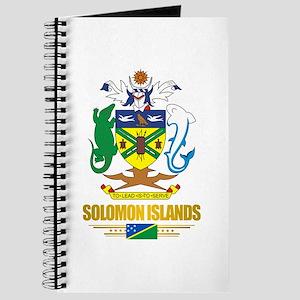 """Solomon Islands COA"" Journal"