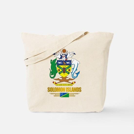 """Solomon Islands COA"" Tote Bag"