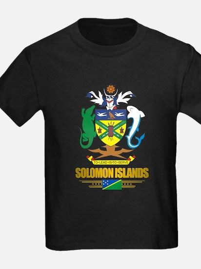 """Solomon Islands COA"" T"