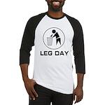 Leg Day Puke Baseball Jersey