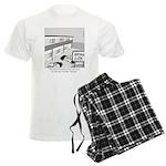 Haystack Inn Men's Light Pajamas