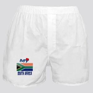 My Love South Africa Boxer Shorts