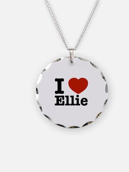 I love Ellie Necklace