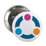 """2.25"""" Eden II Button"""