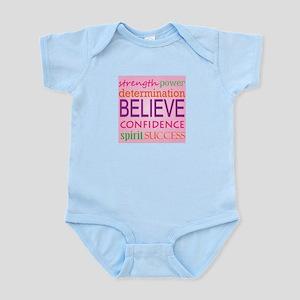 Motivating Words Infant Bodysuit