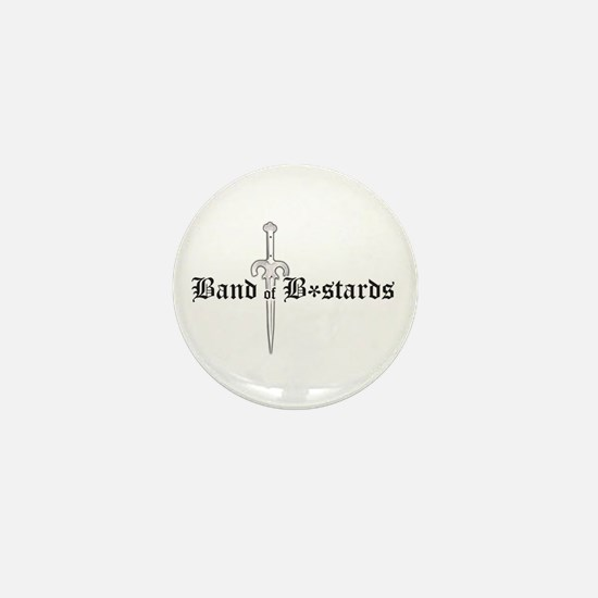Band of B*stards Mini Button