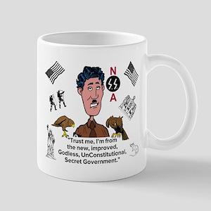New World Order Mug