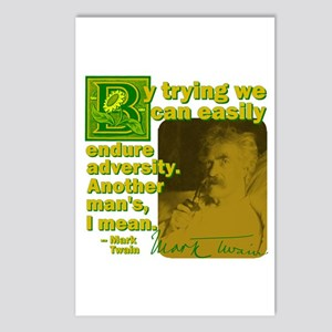 By Trying We Can Postcards (Package of 8)