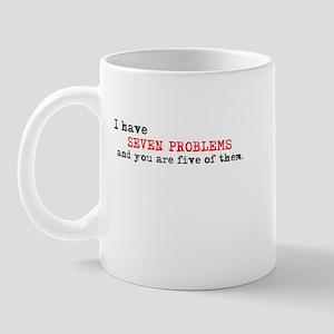 Seven Problems Mug