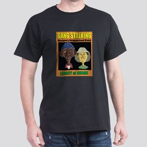 Ma and Pa Gang Stalking Dark T-Shirt