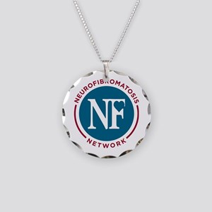 NF Necklace Circle Charm