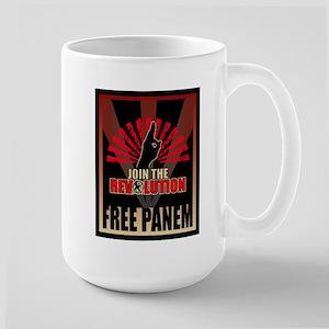 Revolution Free Panem Gifts Large Mug
