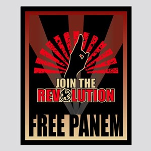 Revolution Free Panem Gifts Small Poster