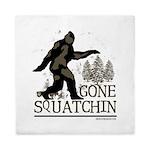 Gone Squatchin Queen Duvet