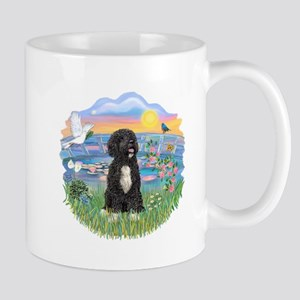 SunriseLilies - PWD-5bw Mug
