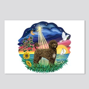 Star Wish - PWD(brn) Postcards (Package of 8)