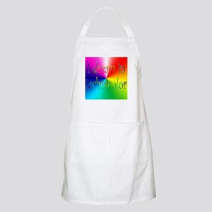 Dream in Technicolor BBQ Apron