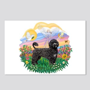 Guardian-PWD2blk Postcards (Package of 8)