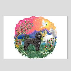 FantasyLand-PWD(Blk) Postcards (Package of 8)