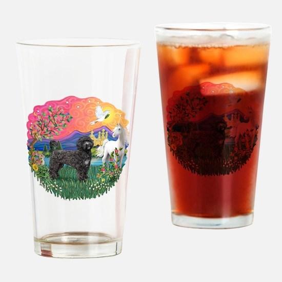 FantasyLand-PWD(Blk) Drinking Glass