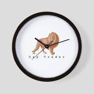 Day Trader (wall clock)
