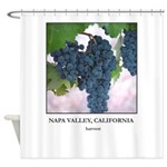 Wine Country Gifts Shower Curtain