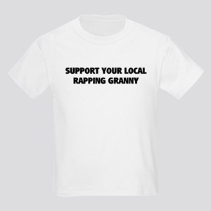 Support Local Rapping Kids T-Shirt
