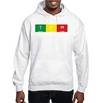 geo-gamma-epsilon-omega: Hooded Sweatshirt