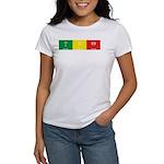 geo-gamma-epsilon-omega: Women's T-Shirt