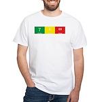 geo-gamma-epsilon-omega: White T-Shirt