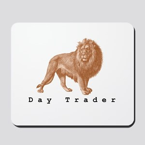 Day Trader (mouse pad)