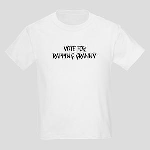 Vote for Granny Kids T-Shirt