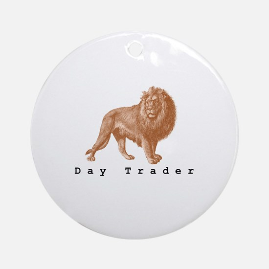 Day Trader (ornament)